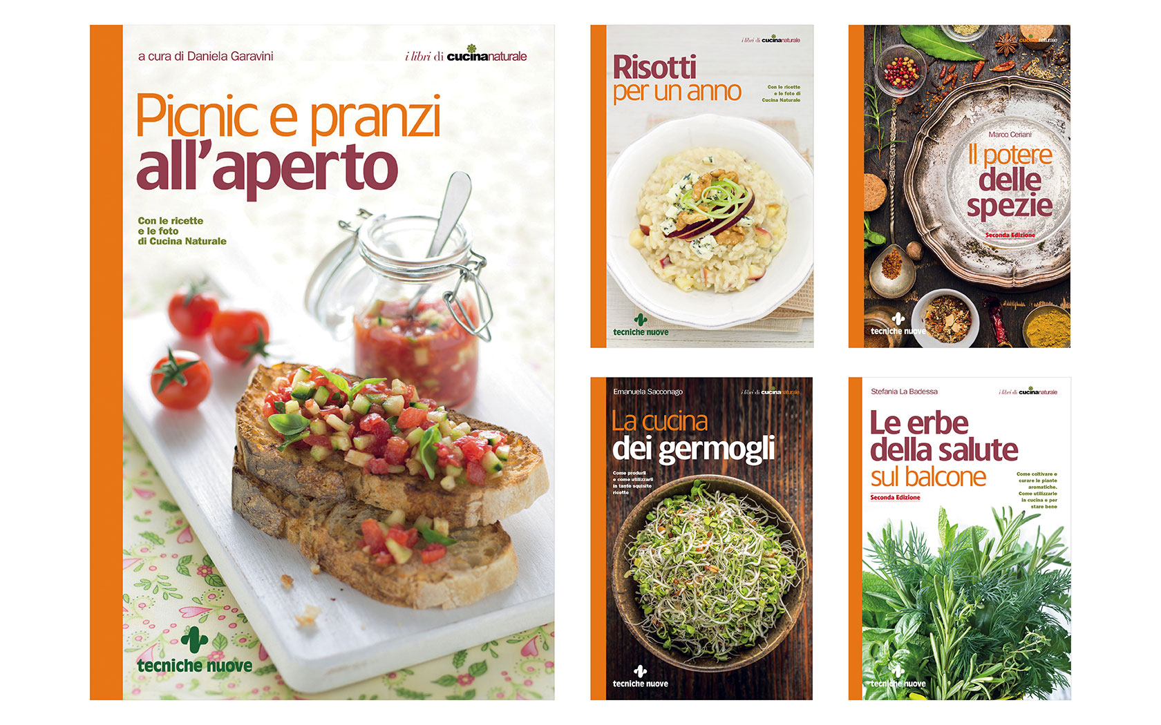 Food for Libri di cucina per principianti