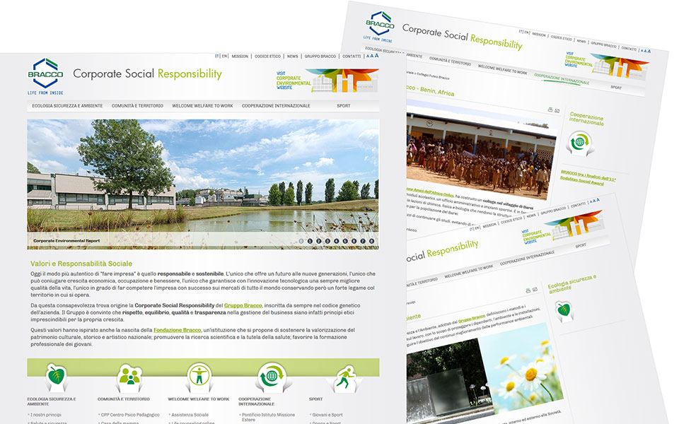 Bracco Sustainability