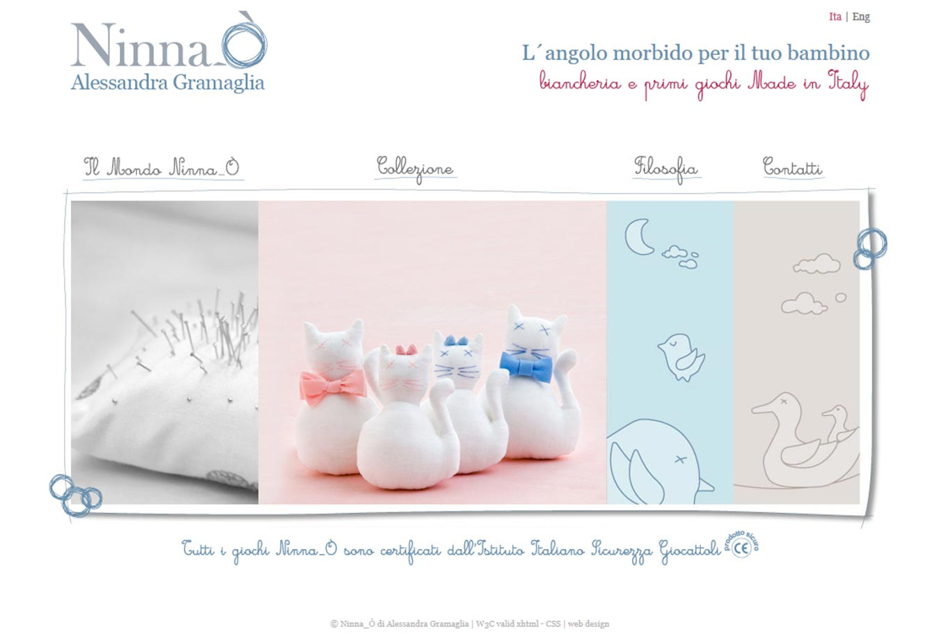 Ninna_Ò website